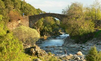 Piscinas naturales en la comarca de La Vera